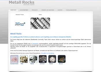 Metall Rocks